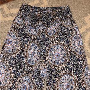 Comfortable Bohemian Pants Size Small